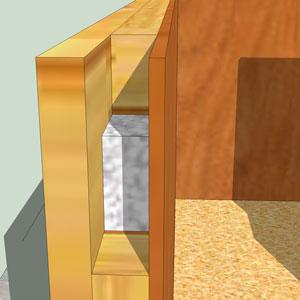 fiche technique niche isol e confort toit inclin. Black Bedroom Furniture Sets. Home Design Ideas