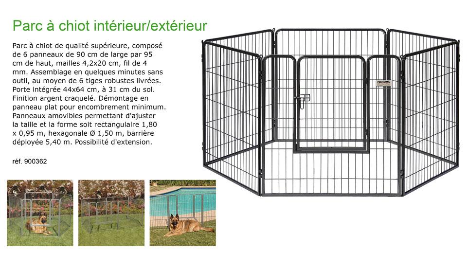 Parc chiots d 39 int rieur for Parc d interieur